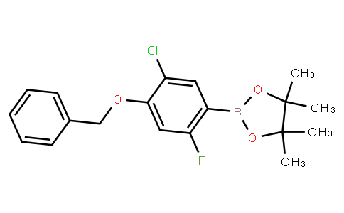 BP23275 | 2121514-89-2 | 4-Benzyloxy-5-chloro-2-fluorophenylboronic acid pinacol ester