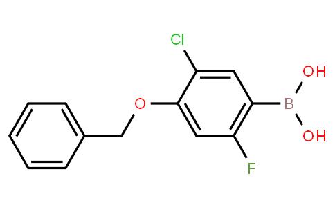 BP23276 | 2121512-45-4 | 4-Benzyloxy-5-chloro-2-fluorophenylboronic acid