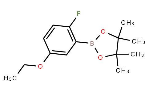 BP23295 | 2121512-83-0 | 5-Ethoxy-2-fluorophenylboronic acid pinacol ester