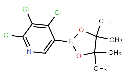 BP23296 | 2121514-82-5 | 2,3,4-Trichloropyridine-5-boronic acid pinacol ester