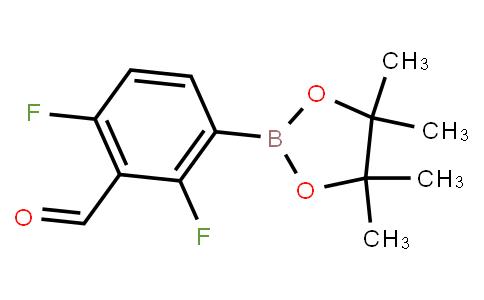 BP23310 | 2121512-76-1 | 2,4-Difluoro-3-formylphenylboronic acid pinacol ester