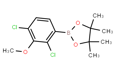 BP23313 | 1689538-76-8 | 2,4-Dichloro-3-methoxyphenylboronic acid pinacol ester