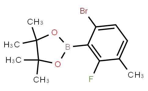 BP23321 | 2121514-68-7 | 6-Bromo-2-fluoro-3-methylphenylboronic acid pinacol ester