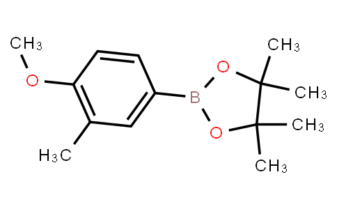 BP23329 | 214360-63-1 | 2-(4-Methoxy-3-methylphenyl)-4,4,5,5-tetramethyl-1,3,2-dioxaborolane
