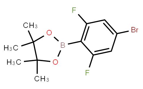 BP23330   1799485-20-3   2-(4-Bromo-2,6-difluorophenyl)-4,5,5-tetramethyl-1,3,2-dioxaborolane