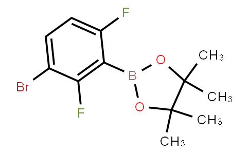 BP23332 | 2121513-51-5 | 3-Bromo-2,6-difluorophenylboronic acid pinacol ester