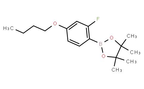BP23338 | 2121514-65-4 | 4-Butoxy-2-fluorophenylboronic acid pinacol ester