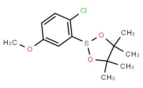 BP23340 | 1256781-73-3 | 2-Chloro-5-methoxyphenylboronic acid pinacol ester