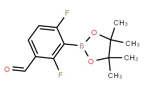 BP23342   2121512-61-4   2,6-Difluoro-3-formylphenylboronic acid pinacol ester