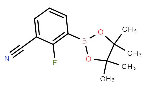 BP23348 | 1218791-15-1 | 3-Cyano-2-fluorophenylboronic acid pinacol ester