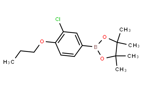 BP23361 | 1688655-72-2 | 3-Chloro-4-propoxyphenylboronic acid pinacol ester