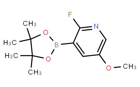 BP23363 | 2121512-59-0 | 2-Fluoro-5-methoxypyridine-3-boronic acid pinacol ester