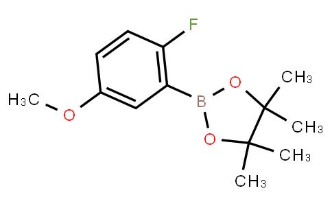 BP23364   1190129-83-9   2-Fluoro-5-methoxyphenylboronic acid pinacol ester