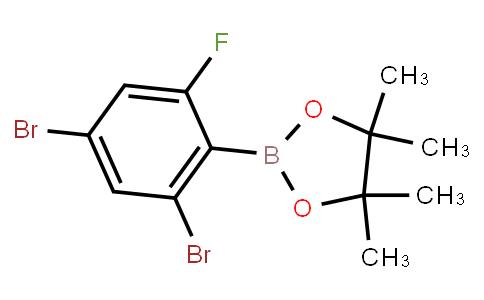 BP23372 | 2121512-09-0 | 2,4-Dibromo-6-fluorophenylboronic acid pinacol ester