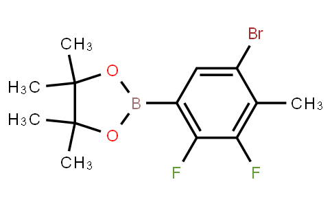 BP23380 | 2121513-43-5 | 5-Bromo-2,3-difluoro-4-methylphenylboronic acid pinacol ester