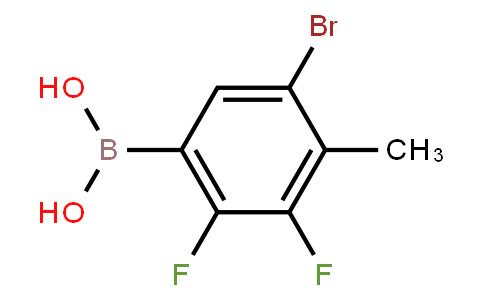 BP23381 | 2121513-00-4 | 5-Bromo-2,3-difluoro-4-methylphenylboronic acid