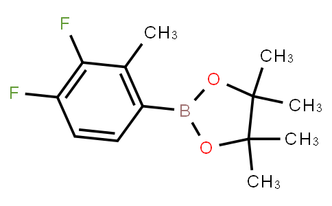 BP23382   1025707-97-4   3,4-Difluoro-2-methylphenylboronic acid pinacol ester