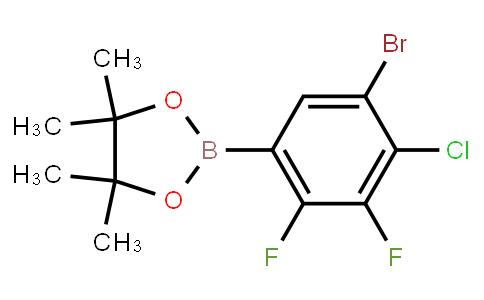 BP23383   2121514-60-9   5-Bromo-4-chloro-2,3-difluorophenylboronic acid pinacol ester