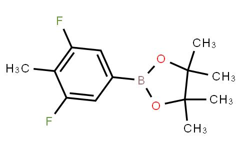 BP23388   2094504-03-5   3,5-Difluoro-4-methylphenylboronic acid pinacol ester