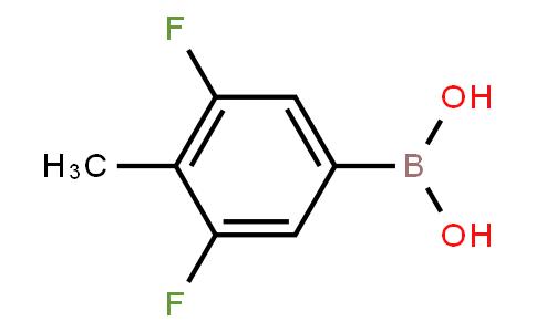 BP23389 | 1621332-09-9 | 3,5-Difluoro-4-methylphenylboronic acid