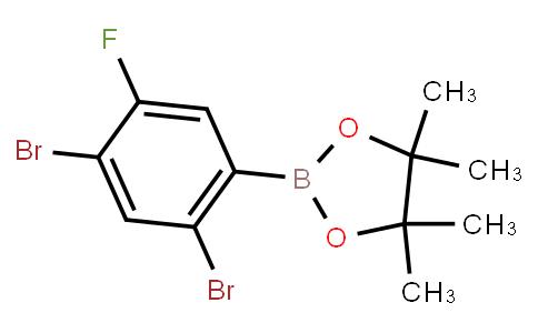 BP23396 | 2121512-02-3 | 2,4-Dibromo-5-fluorophenylboronic acid pinacol ester