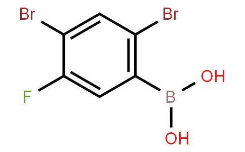 BP23397 | 2121511-89-3 | 2,4-Dibromo-5-fluorophenylboronic acid