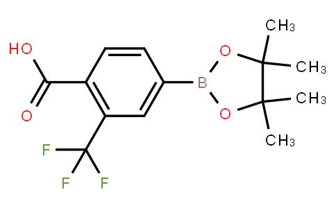 BP23409 | 2121513-72-0 | 4-Carboxy-3-(trifluoromethyl)phenylboronic acid pinacol ester