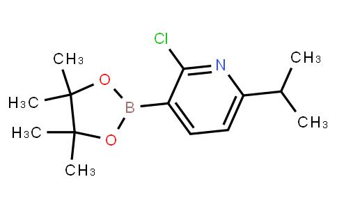 BP23414 | 1689528-51-5 | 2-Chloro-6-isopropylpyridine-3-boronic acid pinacol ester