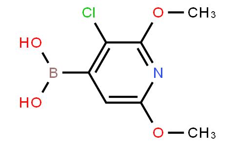 BP23423   2121512-94-3   3-Chloro-2,6-dimethoxypyridin-4-ylboronic acid
