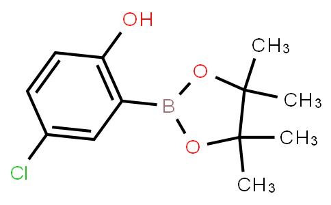 BP23433   779331-28-1   4-Chloro-2-(4,4,5,5-tetramethyl-1,3,2-dioxaborolan-2-yl)phenol