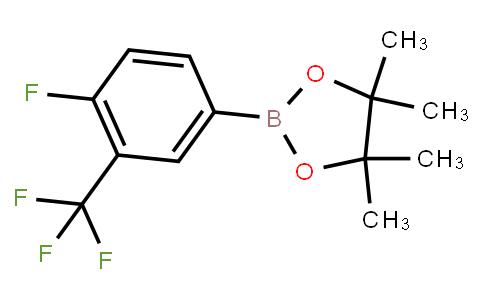 BP23440 | 445303-14-0 | 4-Fluoro-3-(trifluoromethyl)phenylboronic acid pinacol ester