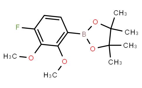 BP23441   2121512-21-6   2,3-Dimethoxy-4-fluorophenylboronic acid pinacol ester