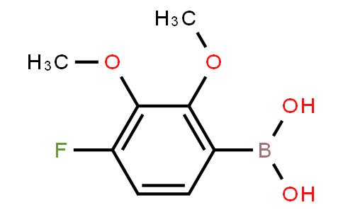 BP23445 | 2121512-88-5 | 2,3-Dimethoxy-4-fluorophenylboronic acid