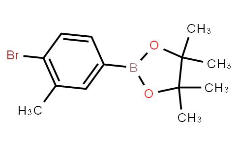 BP23459 | 2121511-60-0 | 4-Bromo-3-methylphenylboronic acid pinacol ester