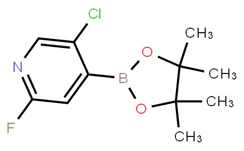 BP23461 | 1310383-58-4 | 5-Chloro-2-fluoropyridine-4-boronic acid pinacol ester
