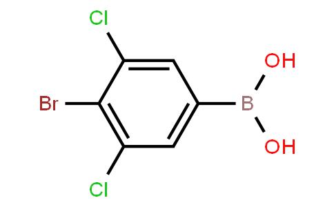 BP23465   2121511-62-2   4-Bromo-3,5-dichlorophenyl boronic acid