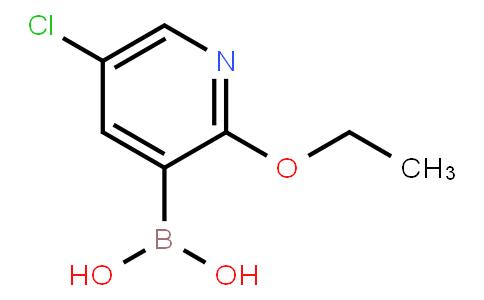 BP23472 | 1217500-52-1 | 5-Chloro-2-ethoxypyridine-3-boronic acid
