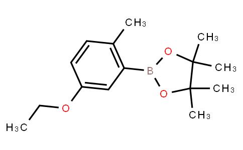 BP23475 | 1445601-63-7 | 5-Ethoxy-2-methylphenylboronic acid pinacol ester