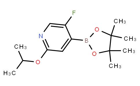 BP23479   2121511-50-8   (5-Fluoro-2-isopropoxypyridin-4-yl)boronic acid pinacol ester
