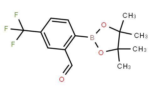 BP23480   1219936-17-0   2-Formyl-4-(trifluoromethyl)phenylboronic acid pinacol ester