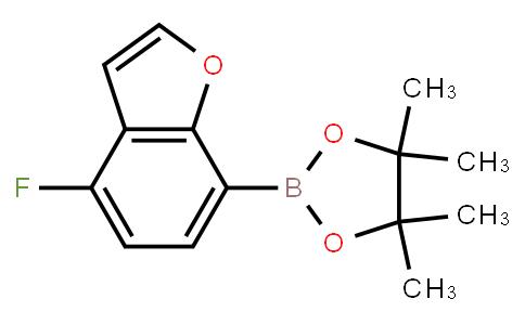 BP23482 | 2121511-48-4 | 4-Fluorobenzofuran-7-boronic acid pinacol ester