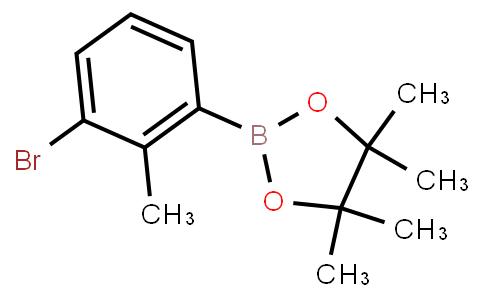 BP23483 | 2057523-47-2 | 3-Bromo-2-methylphenylboronic acid pinacol ester