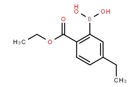 BP23496 | 2121514-62-1 | 2-Ethoxycarbonyl-5-ethylphenylboronic acid