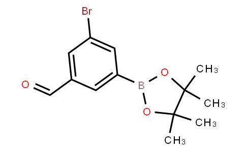 BP23501 | 1352399-74-6 | 3-Bromo-5-(4,4,5,5-tetramethyl-1,3,2-dioxaborolan-2-yl)benzaldehyde