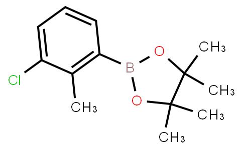 BP23502 | 1688649-04-8 | 3-Chloro-2-methylphenylboronic acid pinacol ester