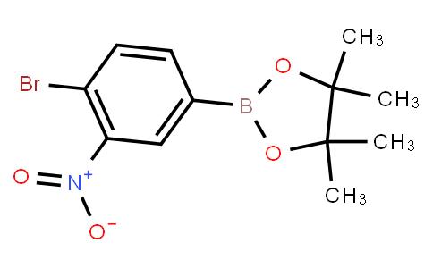 BP23521 | 2121514-39-2 | 4-Bromo-3-nitrophenylboronic acid pinacol ester