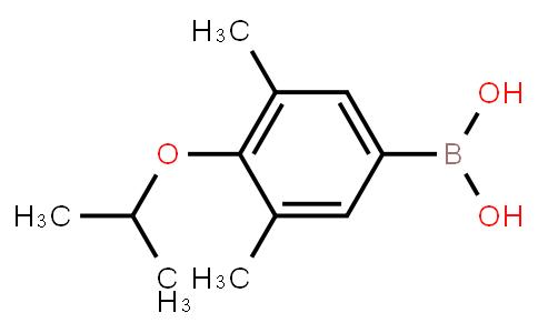 BP23522   849062-16-4   3,5-Dimethyl-4-isopropoxyphenylboronic acid