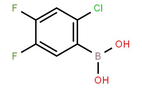 BP23525 | 1801916-39-1 | 2-Chloro-4,5-difluorophenylboronic acid