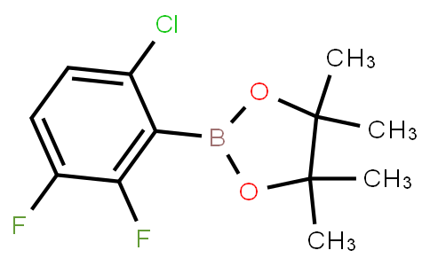 BP23526 | 2121514-33-6 | 2,3-Difluoro-6-chlorophenylboronic acid pinacol ester