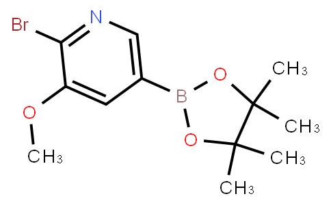 BP23527   2121512-66-9   2-Bromo-3-methoxypyridine-5-boronic acid pinacol ester